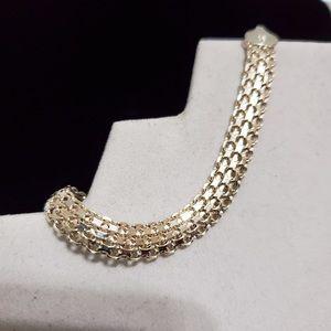 Milor Italy Sterling Bismark Bracelet